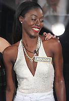 Adjoa Mensah, Big Brother 2015 - Series Launch, Elstree Studios, UK, 12 May 2015, Photo by Brett D. Cove