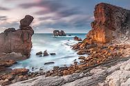 Cantabrian coastline