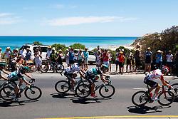 January 20, 2019 - Adelaide, South Australia, Australia - Peter Sagan, (Centre), Bora Hansgrohe, Stage 6 of the Tour Down Under, Australia on the 20 of January 2019  (Credit Image: © Gary Francis/ZUMA Wire)