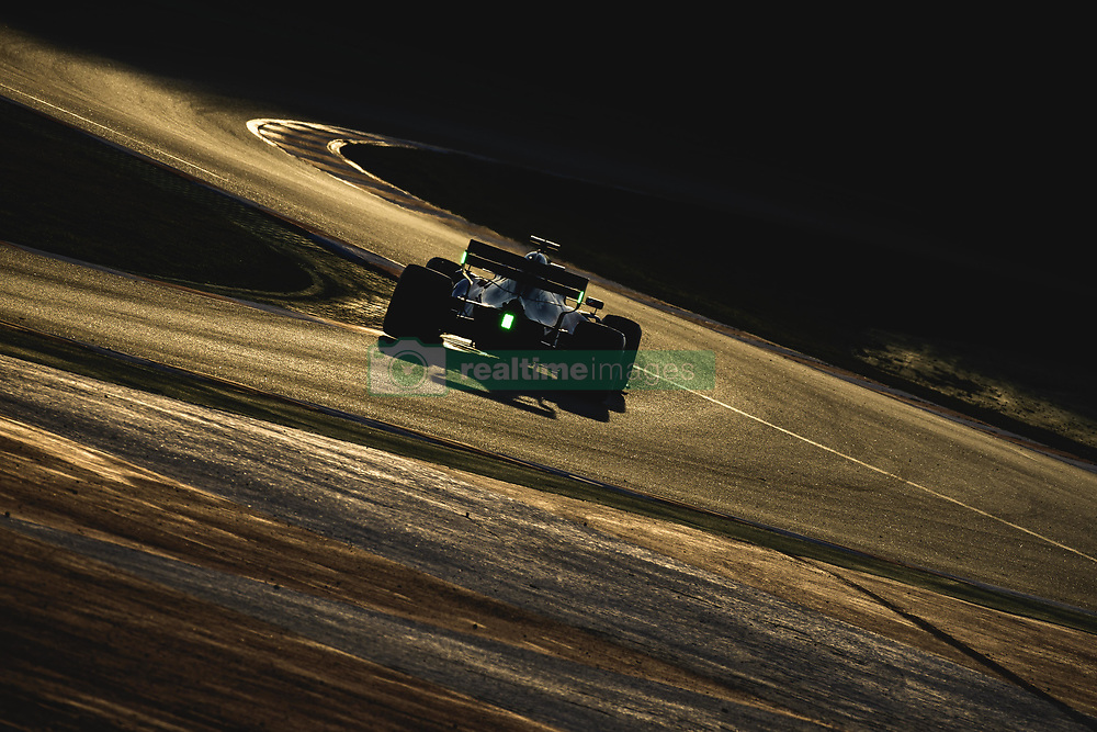 February 28, 2019 - Barcelona, Catalonia, Spain - ALEXANDER ALBON (THA) from team Toro Rosso drives in his STR14 during day seven of the Formula One winter testing at Circuit de Catalunya (Credit Image: © Matthias Oesterle/ZUMA Wire)