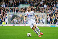 Leeds United's Charlie Taylor (21) during the EFL Sky Bet Championship match between Leeds United and Burton Albion at Elland Road, Leeds, England on 29 October 2016. Photo by Richard Holmes.