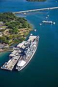 USS Missouri, Pearl Harbor, Oahu, Hawaii