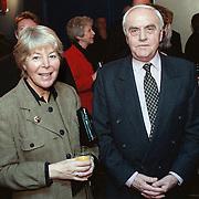 Musical Olivier Amsterdam, schrijver  en zijn vrouw