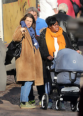 Charlotte Casiraghi goes for a walk - 28 Nov 2018