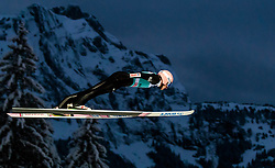 15.12.2017, Gross Titlis Schanze, Engelberg, SUI, FIS Weltcup Ski Sprung, Engelberg, im Bild Dawid Kubacki (POL) // Dawid Kubacki of Poland during Mens FIS Skijumping World Cup at the Gross Titlis Schanze in Engelberg, Switzerland on 2017/12/15. EXPA Pictures © 2017, PhotoCredit: EXPA/JFK