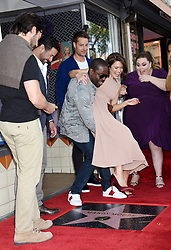 Donelle Dadigan, Mandy Moore and Rana Ghadban at the Mandy Moore Star Ceremony held on the Hollywood Walk of Fame on March 25, 2019 in Hollywood, Ca. © Janet Gough / AFF-USA.COM. 25 Mar 2019 Pictured: Milo Ventimiglia, Jon Huertas, Justin Hartley, Mandy Moore, Sterling K. Brown and Chrissy Metz. Photo credit: Janet Gough / AFF-USA.COM / MEGA TheMegaAgency.com +1 888 505 6342