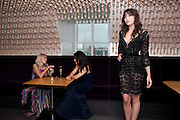 LULU WENTWORTH; MARINA DIAMOND ( OF MARINA AND THE DIAMONDS) ; DAISY LOWE Esquire dinner celebrating being Brilliant, Young and British hosted by editor Jeremy Langmead at Aqua Nueva, Fifth Floor, 240 Regent Street , London 1 June 2010. -DO NOT ARCHIVE-© Copyright Photograph by Dafydd Jones. 248 Clapham Rd. London SW9 0PZ. Tel 0207 820 0771. www.dafjones.com.