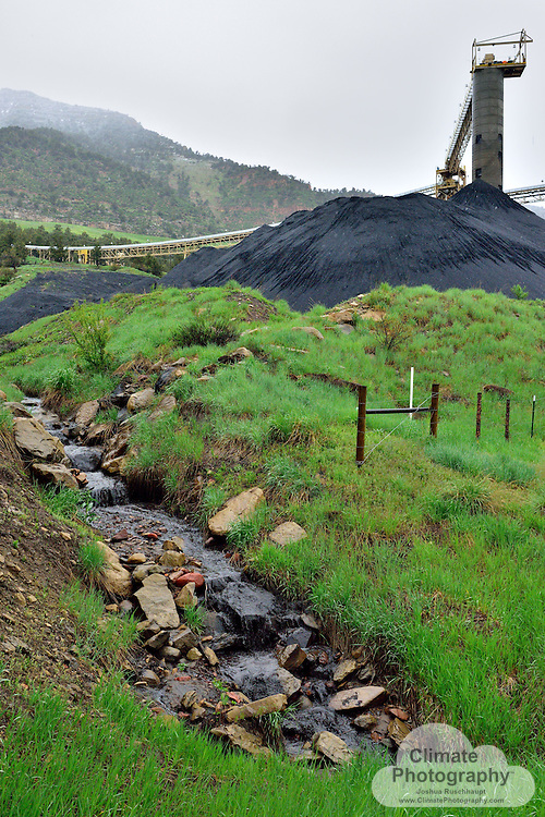 #ThisIsClimateChange<br /> <br /> The three coal mines around the company town of Somerset, CO are coming to an end.  Two of the three mines, operated by the Oxbow and Mountain Coal companies, have ended operations.  The third is working to expand into official roadless territory, but is being challenged in court successfully thus far.  One of the mines closed due to a fire, and another closed due to a bankruptcy, which is occurring across the coal mining industry due to lack of major investments to keep them operating as regulations and climate change education increase.<br /> <br /> Recently, a silo demolition made headlines: http://www.denverpost.com/2016/05/14/collapse-of-colorado-coal-industry-leaves-mining-towns-unsure-whats-next/, and video: https://youtu.be/NXorm6Ezf1c.<br /> <br /> The future of this mining town is in question altogether, as well: http://www.nytimes.com/2015/07/09/us/coal-mine-closed-colorado-town-struggles-to-define-future.html.