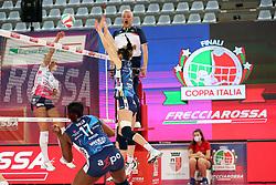 BOSETTI CATERINA (NOVARA) VS FOLIE RAPHAELA (CONEGLIANO)<br /> FINAL FOUR COPPA ITALIA PALLAVOLO FEMMINILE<br /> RIMINI 14-03-2021<br /> FOTO FILIPPO RUBIN / LVF