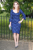 Princess Beatrice of York, The Serpentine Gallery summer party, Kensington Gardens London UK, 26 June 2013, (Photo by Richard Goldschmidt)