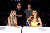 "September 01, 2021 - USA: NBC's ""America's Got Talent"" - Episode: 1616"
