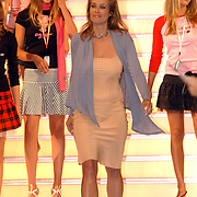 NLD/Amsterdam/20050908 - Finale Elite Modellook 2005, jurylid Frederique van der Wal