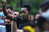 George Floyd BLM Protests Ithaca, N.Y.