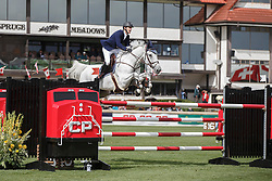Devos Pieter, (BEL), Dylano <br /> CP International Grand Prix presented by Rolex<br /> Spruce Meadows Masters - Calgary 2015<br /> © Hippo Foto - Dirk Caremans<br /> 13/09/15