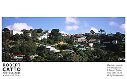 Seatoun Heights, Wellington, New Zealand.<br />