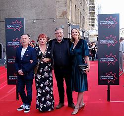 Edinburgh International Film Festival 2019<br /> <br /> Mrs Lowry And Son (World Premiere, closing night gala)<br /> <br /> Pictured: Paul McCole and Stephen McCole<br /> <br /> Aimee Todd | Edinburgh Elite media