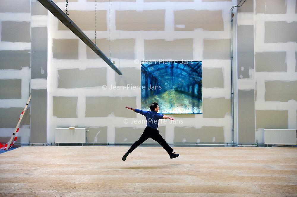 Nederland, Amsterdam , 13 februari 2012..Gary Feingold Cultural Entrepeneur, specialising in ballet and modern dans.Foto:Jean-Pierre Jans