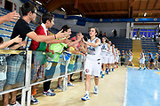 DESCRIZIONE : Ragusa Nazionale Italia Femminile Qualificazione Europeo Femminile Italia Lettonia Italy Latvia<br /> GIOCATORE : Team Tifosi<br /> CATEGORIA : Esultanza Tifosi<br /> SQUADRA : Italia Nazionale Femminile Italy<br /> EVENTO : Qualificazione Europeo Femminile<br /> GARA : Italia Lettonia Italy Latvia<br /> DATA : 25/06/2014 <br /> SPORT : Pallacanestro<br /> AUTORE : Agenzia Ciamillo-Castoria/A.Falcone<br /> Galleria : FIP Nazionali 2014<br /> Fotonotizia : Ragusa Nazionale Italia Femminile Qualificazione Europeo Femminile Italia Lettonia Italy Latvia
