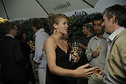 Amber Nuttall,  Ruinart party at The Hempel, Hempel Gardnes.  Craven Hill Gardens. 18 July 2006. <br />ONE TIME USE ONLY - DO NOT ARCHIVE  © Copyright Photograph by Dafydd Jones 66 Stockwell Park Rd. London SW9 0DA Tel 020 7733 0108 www.dafjones.com