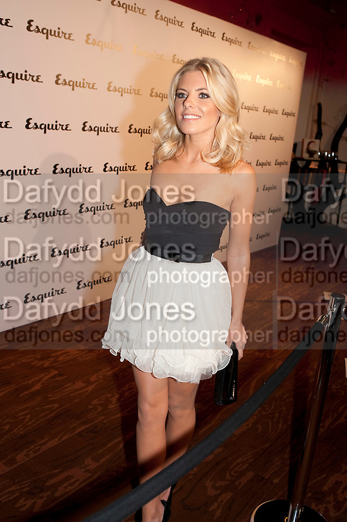 MOLLIE KING, Esquire Magazine's June issue hosted by the magazine's new editor Alex Bilmes and singer Lily Allen. Sketch.  5 May 2011<br /> <br />  , -DO NOT ARCHIVE-© Copyright Photograph by Dafydd Jones. 248 Clapham Rd. London SW9 0PZ. Tel 0207 820 0771. www.dafjones.com.