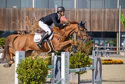 Kenis Sander, BEL, Ohara vd Wateringhoeve<br /> Belgian Championship 6 years old horses<br /> SenTower Park - Opglabbeek 2020<br /> © Hippo Foto - Dirk Caremans<br />  13/09/2020