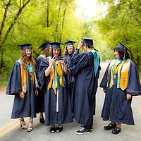 Sadie Bowen 2021 Graduation