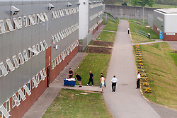 Prisoners during movement