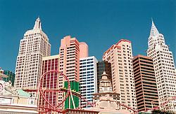 Hotel new York-New York<br /> World Cup Final Jumping - Las Vegas 2000<br /> © Hippo Foto - Dirk Caremans