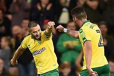 Norwich City v Swindon Town - 8 Aug 2017