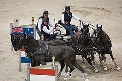 Aillaud Benjamin, (FRA), Bartok HN, Bicker T HN, Bly Plains HN, <br /> Concours Hippique International de Genève 2014<br /> © Hippo Foto - Dirk Caremans