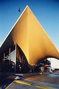 Americana Motel Fort Lauderdale by Charkles McKirahan 1959. demolished...:(