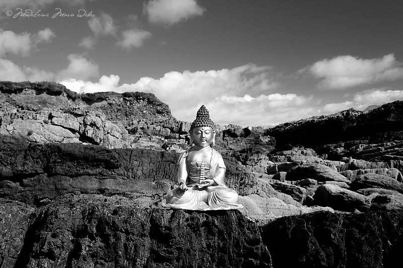 """Photoart """"Buddha Series""""<br /> <br /> Limited Edition of 79"""