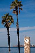 San Clemente Marine Safety Clock Tower