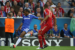 19.05.2012, Allianz Arena, Muenchen, GER, UEFA CL, Finale, FC Bayern Muenchen (GER) vs FC Chelsea (ENG), im Bild Chelsea's Ivory Coast forward Didier Drogba in action during the Final Match of the UEFA Championsleague between FC Bayern Munich (GER) vs Chelsea FC (ENG) at the Allianz Arena, Munich, Germany on 2012/05/19. EXPA Pictures © 2012, PhotoCredit: EXPA/ Mitchel Gunn