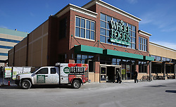 January 27, 2015 - Chicago, IL, USA - An exterior view of the Whole Foods Market at 115 Mack Avenue, seen on Tuesday, January 27, 2015 in Detroit, Mich. (Credit Image: © Terrence Antonio James/TNS via ZUMA Wire)