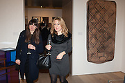 CAROLINE WALKER; JANE NEAL, S2 Gallery 'Just Now' Preview , Curated by Bert Breuk - Sothebys, St George st. London W1. 29 January 2014