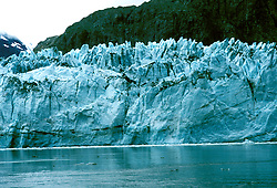AK: Glacier Bay National Park, Alaska, Margerie Glacier    .Photo Copyright: Lee Foster, lee@fostertravel.com, www.fostertravel.com, (510) 549-2202.Image: akglac205