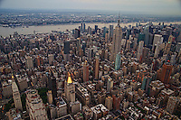 Midtown Manhattan & Hudson River (1)