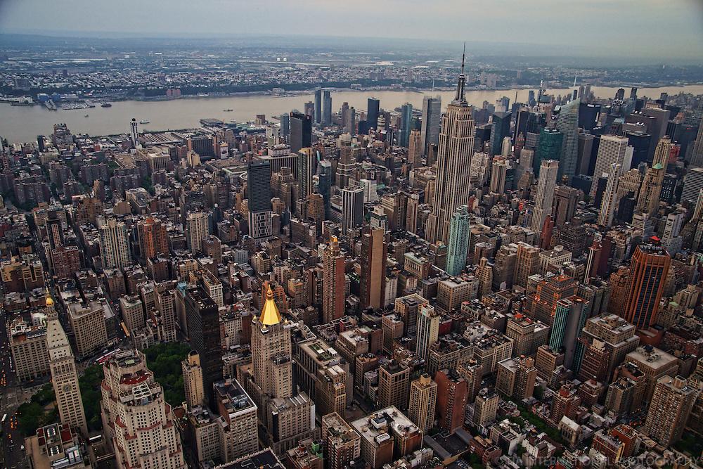 Midtown Manhattan & Hudson River (1)