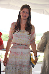 LOUISA WENTWORTH-STANLEY at the 3rd day of the 2011 Glorious Goodwood Racing Festival - Ladies Day at Goodwood Racecourse, West Sussex on 28th July 2011.