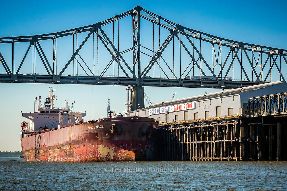 The Port of Greater Baton Rouge is located in Port Allen, La, and is situated at the convergence of the Mississippi River and the Gulf Intracoastal Waterway. The Port is also  linked to other major ports between north Florida and south Texas and through the Mississippi River inland waterway system.