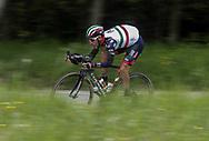 Fabio Aru (ITA - UAE Team Emirates) during the 101th Tour of Italy, Giro d'Italia 2018, stage 10, Penne - Gualdo Tadino 239 km on May 15, 2018 in Italy - Photo Roberto Bettini / BettiniPhoto / ProSportsImages / DPPI