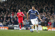 Joe Ledley of Cardiff City in action.Coca cola championship, Cardiff City v Nottingham Forest at Ninian Park in Cardiff on Sat 31st Jan 2009..pic by Andrew Orchard, Andrew Orchard sports photography,