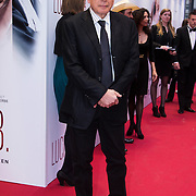 NLD/Amsterdam//20140330 - Filmpremiere Lucia de B. , advocaat Peter Plasman