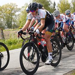 8-05-2021: Wielrennen: GP Eco Struct : Belgie: Kylie Waterreus