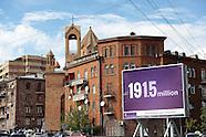 Genocide Centenary - Yerevan 2015