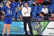 2020 FAU Women's Basketball vs Central Connecticut State