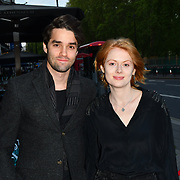 Max Befort and Emily Beecham is an actor Arrivers at Screen International partnered with Lonsdon's leading independent 50star hotel The Athenaeum Hotel, Piccadilly, Mayfai to host their perCannes London party on 7th May 2019, UK.