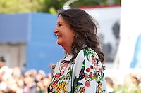 Director Sue Brooks at the gala screening for the film Looking For Grace at the 72nd Venice Film Festival, Thursday September 3rd 2015, Venice Lido, Italy.