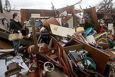 Hurricane Michael Slams Into Florida - 10 Oct 2018